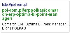 http://pol-rom.pl/erppolkas/comarch-erp-optima-bi-point-manager/